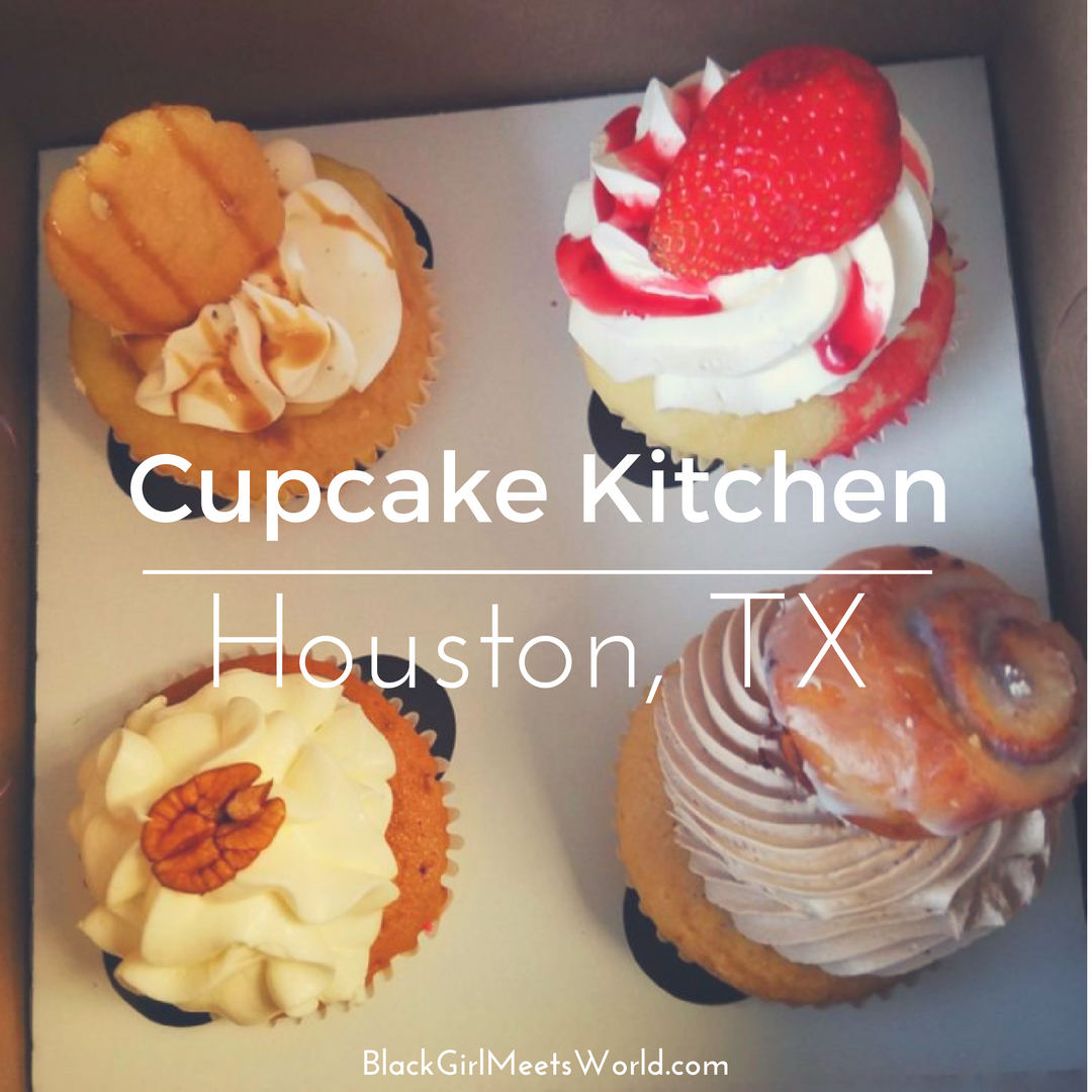 Cupcake Kitchen Houston Menu