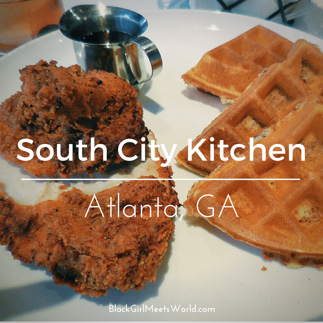 Foodie Finds: Brunch at Atlanta\'s South City Kitchen - BGMW